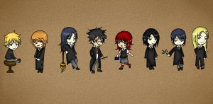 The Marauders Generation by Vuitri-Family