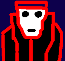 Abstract Cyberman by TheIrritatingPenguin