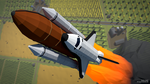 Take off (LowPoly) by pat2494