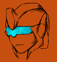 Combiners Old Visor by eaglespirit1
