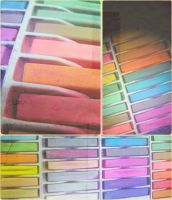 Pastels by hot-hot-heat