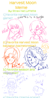 Harvest Moon Meme by Rey-Of-Sunlight