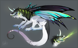 [Not My Art] Drae'thas Species Design by Ulario