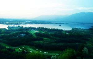 Dal Lake  Kashmir by krishsajid