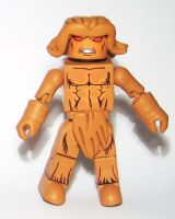 Sasquatch (3 inch) Custom Minimate by luke314pi