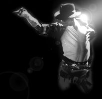 Michael Jackson Tribute 2 by EllaryRose