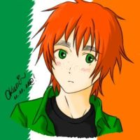 Ireland by Okuni12