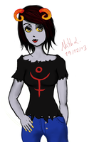 My fantroll by Dauntless-Girl