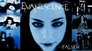 Evanescence Fallen Wallpaper by raimundogiffuni