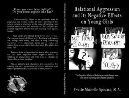 Relational Aggression Book Cover by Miyasia