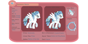 Crystal Empire Recruit: Heaven's Flight by Rainseed