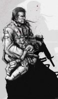 Assassin by LindseyWArt