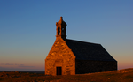 Lonely Chapel (Sunset updated) by LatchDrom