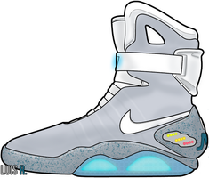 Nike Air Mag by pCgvrtx