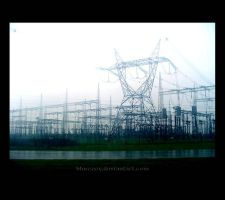 High Voltage by blurcecy