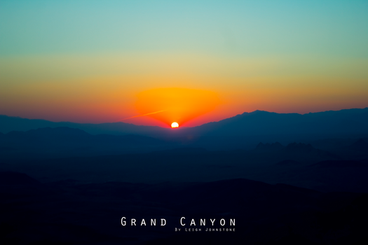 Grand Canyon by Leigh-Johnstone