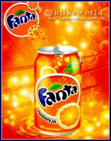 Fanta Poster by Jujikaworld