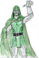 Doctor Doom by theaven