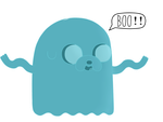 Ghost Jake!! by AndiScissorhands