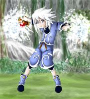 Genis -- Tales of Symphonia by Fresh--Blood--LU