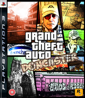 Grand Theft Auto GTA Doncaster by Amorfuss
