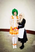 Two different worlds: Ranka Lee and Belarus by mitsuxdesu