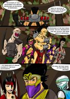 Mortal Kombat Issue #2 Page 9 by MarcusSmiter