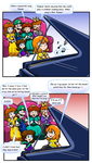 Commish: Wrong Song by Nintendrawer