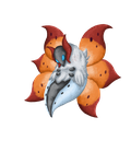 Volcarona- The Fire Bug Pokemon by QueenOfClover