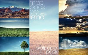Landscapes MacBook Pro Retina Wallpaper Pack by solefield