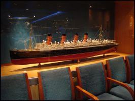 another Mauretania model by avarenity