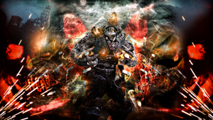 Locust Rage 2nd entry by unbreakablestatic