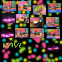 Clay Rave For Spectrafied by assassinness