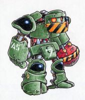Demolition 'Bot by countersunk81