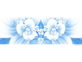 fractal Flowers 85 by love1008