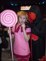 COSFEST IX - Madara And Ginger by NeoVersion7