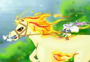 B*tches Be Blazing by DreamingMystic