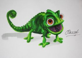 Pascal - Markers by nataliebeth