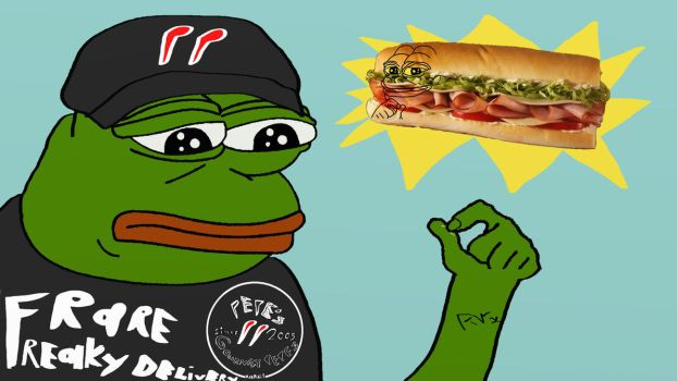 PEPE Jimmy John's part 2 by DestinyWrites