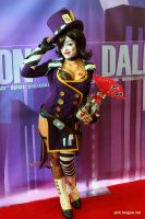 Sci Fi Expo:Mad Moxxi by Enasni-V