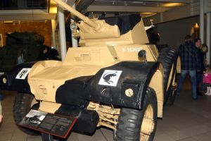 DAIMLER ARMOURED CAR by Sceptre63