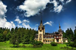 Peles Castle IV HDR by HDRenesys