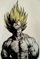 vegeta 2 by campionistudio