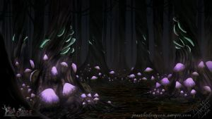 Enchanted Woods by jessthedragoon