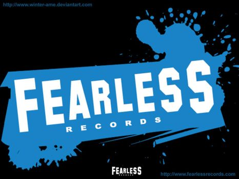 Fearless Records Wallpaper by winter-ame