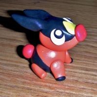 Quick Tepig by michigoose