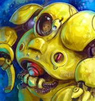 Yellowbug by animationgorilla