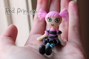 mini doll gothic by theredprincess
