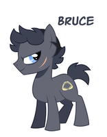 Bruce-Character critique by Lopoddity