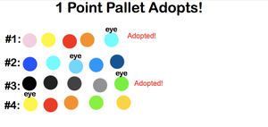 Pallet Adopts Set 1: 2/4 Open! by WarriorCatLuver123